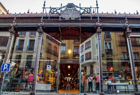 Mercado de San Miguel, Madrid. - Picture of Mercado San Miguel, Madrid - Trip...