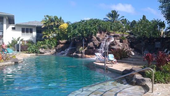 Pool Area Picture Of Club Wyndham Bali Hai Villas Princeville Tripadvisor