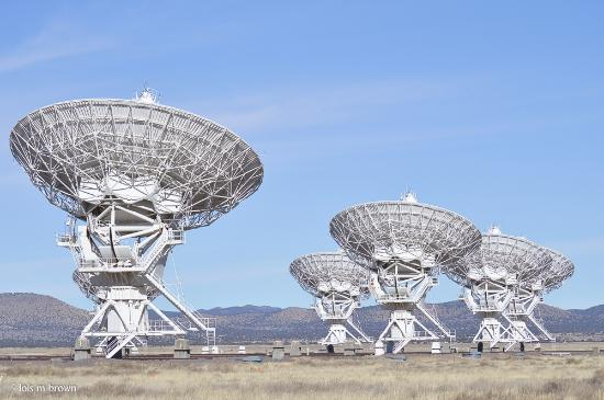 Socorro, NM: Part of the array