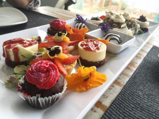 Benoni, África do Sul: The sweet treats