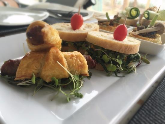 Benoni, Sydafrika: Savoury yummies