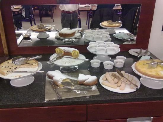San Sicario, Italy: tutte le torte!!
