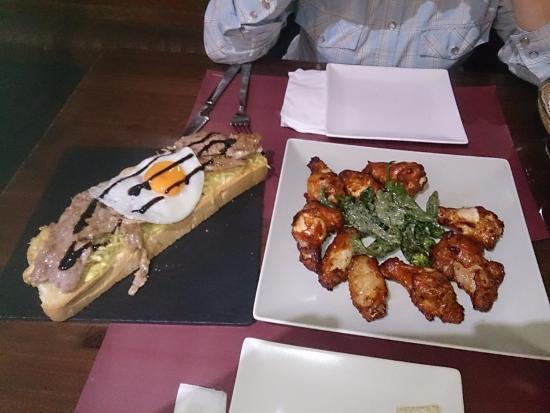 Vila Seca, Spagna: torrada espectacular