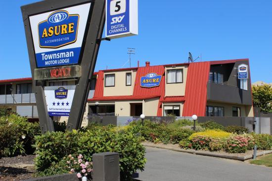 Invercargill, Nueva Zelanda: Exterior