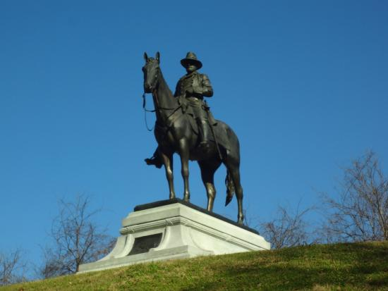Vicksburg, MS: General U.S.Grant monument