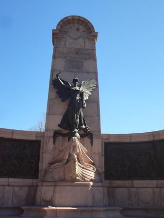 Vicksburg, MS: Missouri monument