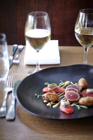 Wahgunyah, Australia: Lunch dish at Terrace Restaurant