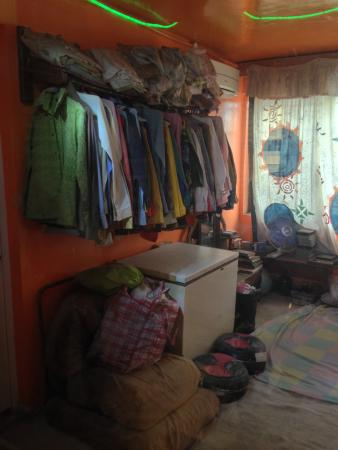 Kalakuta Republic Museum: Fela's threads