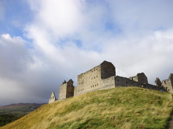 Newtonmore, UK: Ruthven Barracks, Scotland