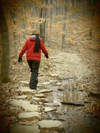 Arkansas : Hiking trails abound!