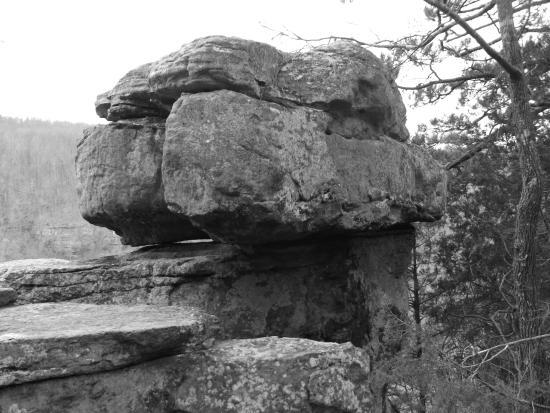 Arkansas : A rocky rock! ;-)