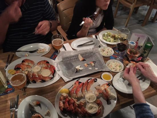 North Palm Beach, FL: Stone Crabs