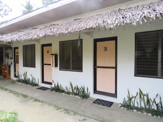 Port Barton, ฟิลิปปินส์: Standard rooms
