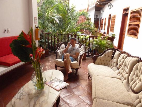 Hotel Casa del Curato 사진
