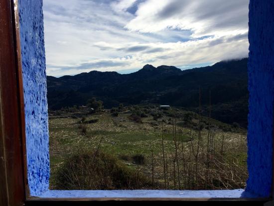 Gite Azilane: Las vistas desde mi habitación