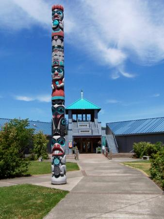 Reedsport, OR: Umpqua Discovery Center