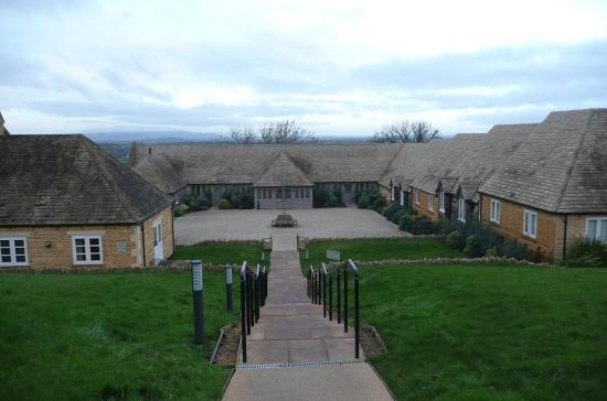 Broadway, UK: The Stables - beautiful quiet rooms with underfloor heating