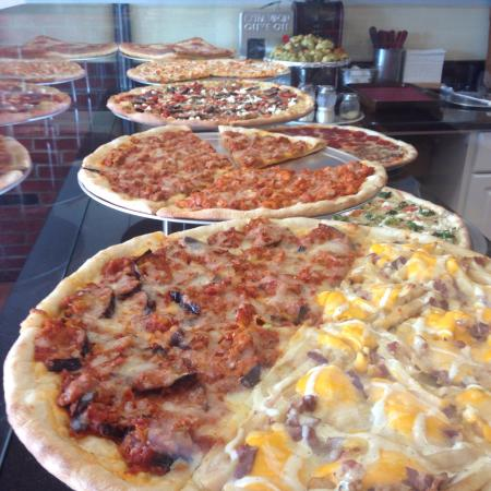 East Windsor, Nueva Jersey: Planet Pizza
