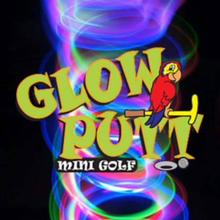 Glow Putt Mini Golf Logo Picture Of Glow Putt Mini Golf Scottsdale Tripadvisor