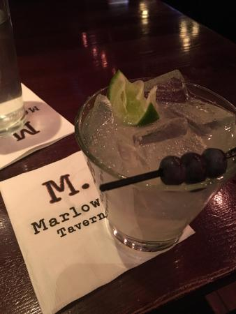 Marlow's Tavern: Drinks, appetizers, and entrees were all great.