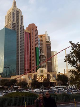 New York, New York Hotel and Casino - Las Vegas, Estados Unidos