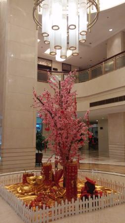 Nade Hotel: Lobby