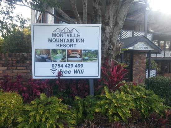 Montville Mountain Inn Resort: Welcome to Montville Mountain Inn