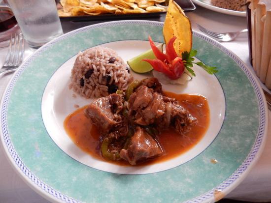 Restaurante Bar Parrillada San Jose: Goat stew