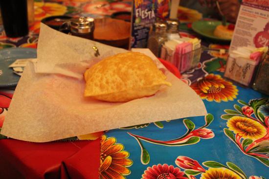 Mesilla, Nuevo Mexico: Dessert