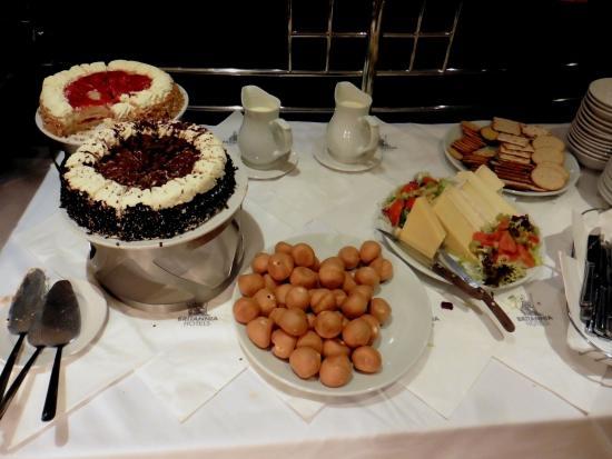 Bramhope, UK: Dessert options