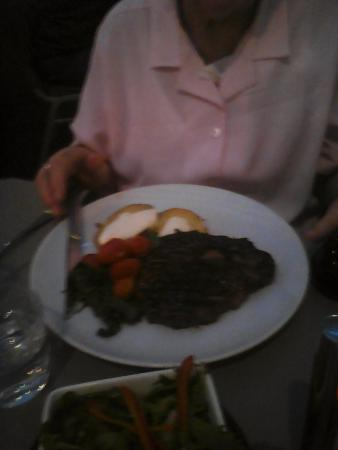 Bunbury, Australia: Good size steak!!!