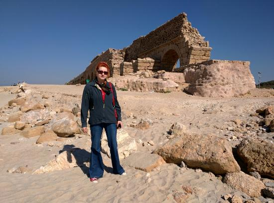 Aqueduct of Caesarea (Mei Kedem) : IMG_20160131_121616_large.jpg