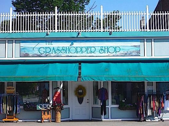 Searsport, ME: The Grasshopper Shop