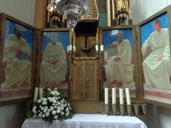 Radovljica, Slovenya: 4 apostles