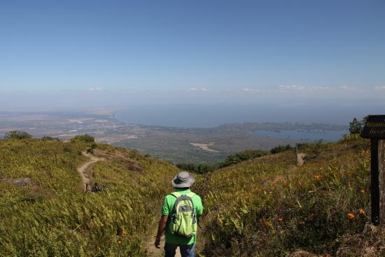 Mombacho Volcano: View