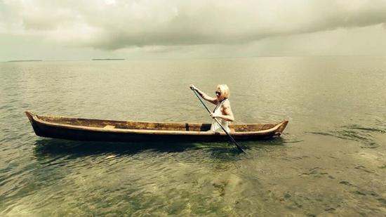 Isla Popa, Panamá: Exploring the area