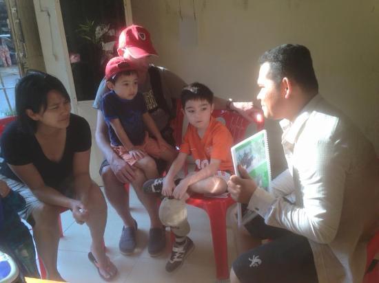 Battambang Province, Kamboja: Tour Orientation