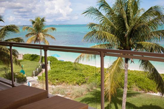 Balcony - Coral Gardens on Grace Bay Photo