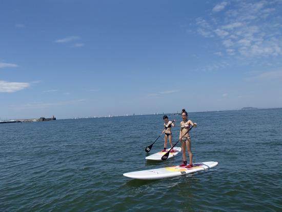 Zushi, Japón: ビーチまで10秒。水着のままでもOKです。