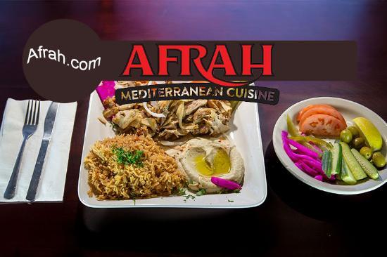 Richardson, TX : Arabic Food Addison