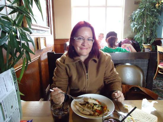 Widnes, UK: Buena comida