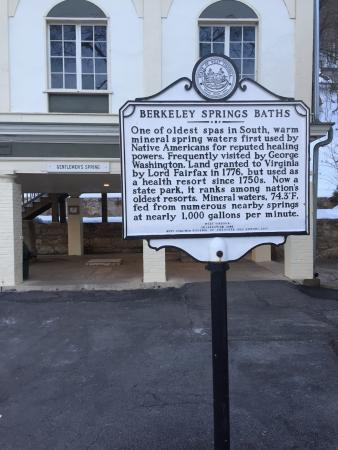 Berkeley Springs, Virginia Occidental: photo1.jpg