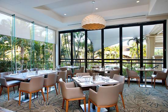 Carrara, Australia: The Restaurant