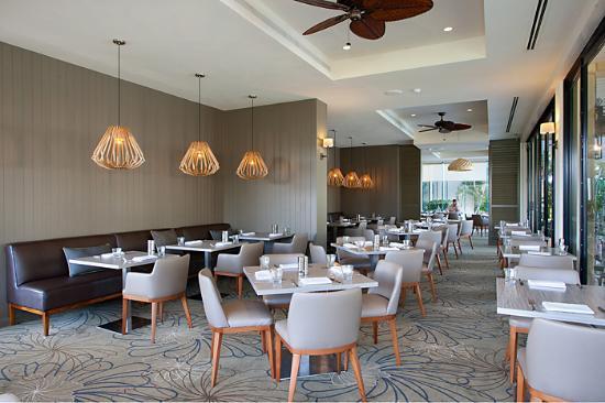 Carrara, Australia: The Restaurant 2