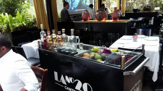 Photo of Bar Cantina La No. 20 at Andres Bello 10, Mexico City 11550, Mexico