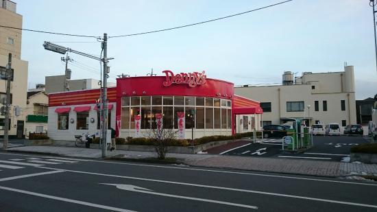 Denny's Kiryu Suehirocho