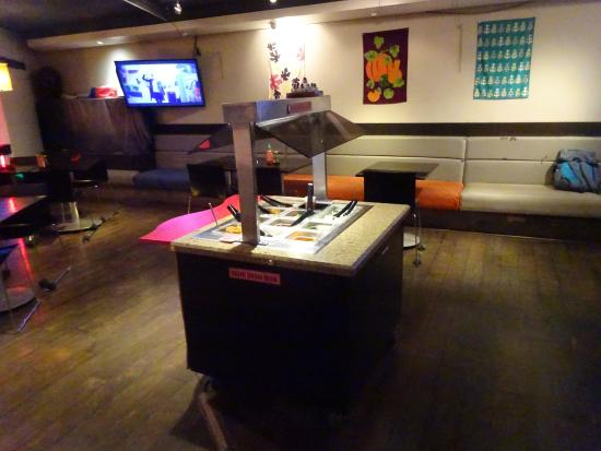 Little Korea: Side dishes bar