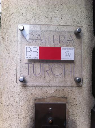 B&B Galleria Turchi : Galleria B&B TURCHI Roberto