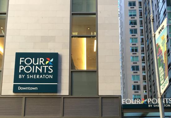 Four Points By Sheraton New York Downtown New York City