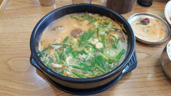 Jin Jibang Sundae Soup